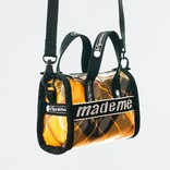 MadeMe x Lesportsac Mini Duffle Cross Body Yellow Plaid
