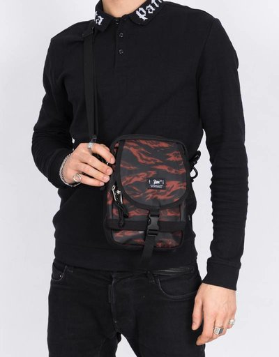 Patta Tiger Stripe Lbn Essential Bag Camo