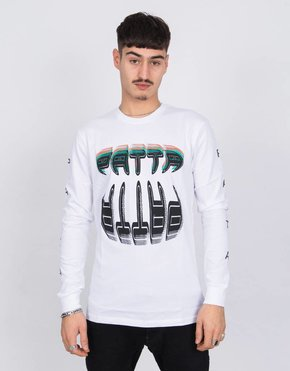 Patta Patta Longsleeve T-Shirt Big Teeth White