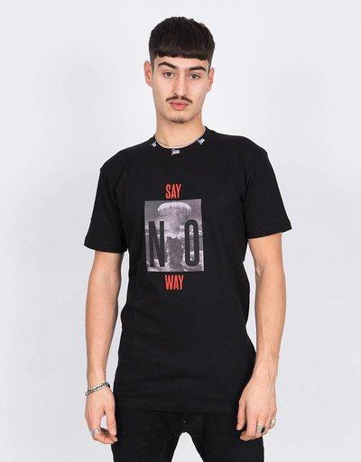 Patta Say No Way T-Shirt Black