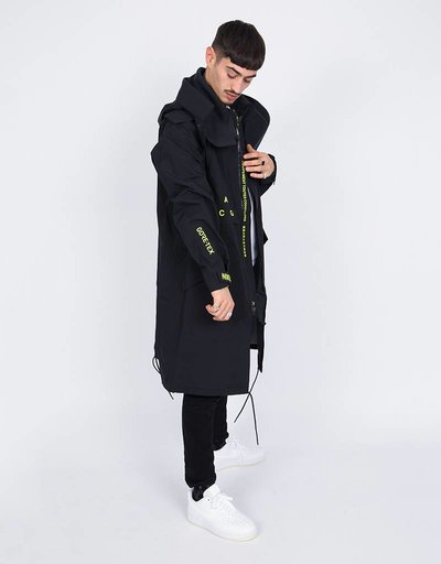 Nike Nrg ACG Goretex Coat Black
