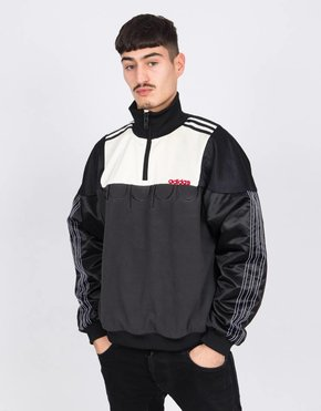 Adidas adidas Originals by Alexander Wang Disjoin Pullover Black/Cream White/Power Red