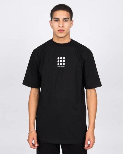 The New Originals 9 Dots Tee Black