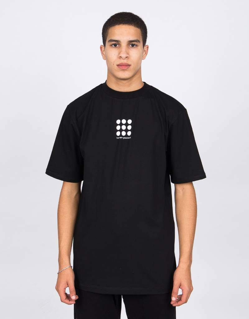 The New Originals 9 Dots Tee Black