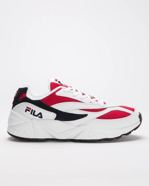 Fila Fila v94 Low White/Fila Navy/Fila Red