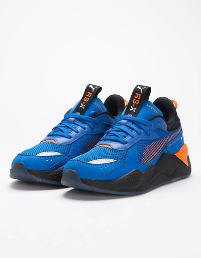 Puma RS-X Toys Hotwheels Bone Shaker / Puma Black-Puma Team Gold