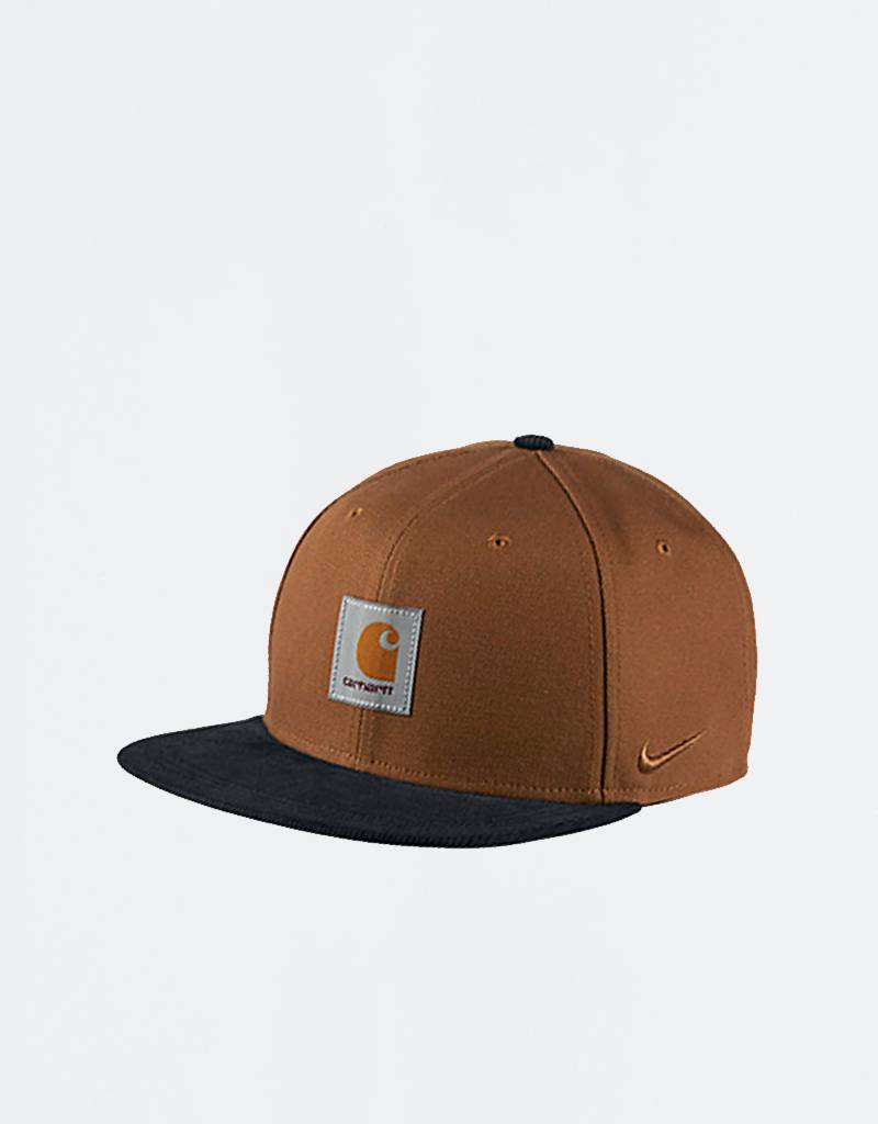 Nike X Carhartt WIP Cap Ale Brown/Dark Brown