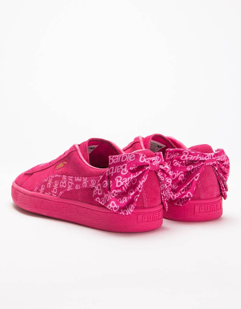 e95b56761d3 Puma x Barbie Suede Classic and Doll Raspberry Pink - Avenue Store