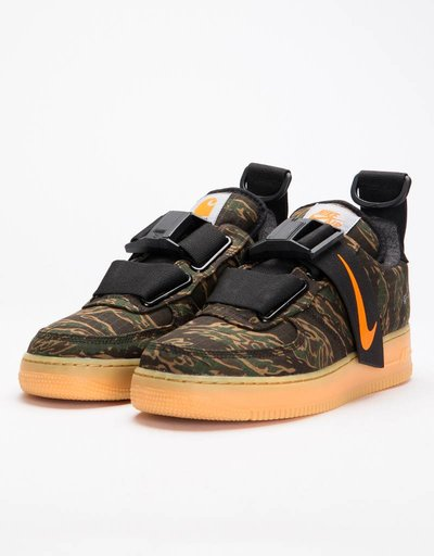 Nike X Carhartt WIP Air Force 1 Utility
