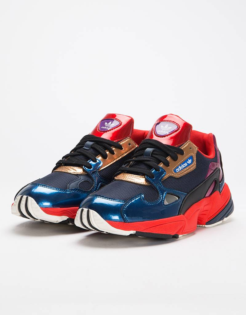 Adidas Originals W Falcon Conavy Conavy Red Avenue Store