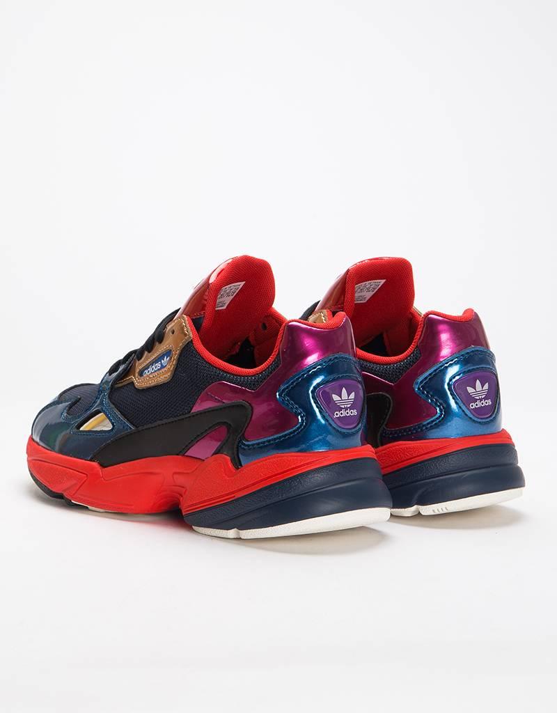 Adidas Originals W Falcon Conavy/Conavy/Red