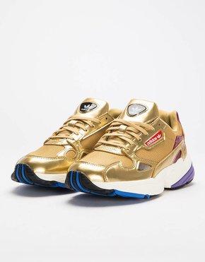 Adidas Adidas Originals W Falcon Goldmt/Goldmt/Owhite