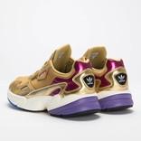 Adidas Originals W Falcon Goldmt/Goldmt/Owhite