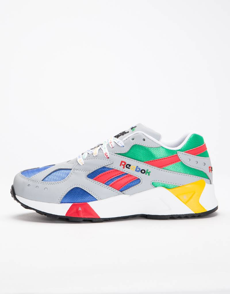 Reebok x Billy's Aztrek Grey/Cobalt/Big Green