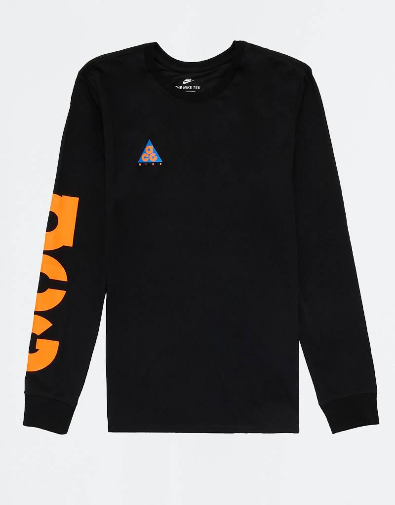 Nike Nsw Tee Longsleeve Cltr ACG Black/Brtman