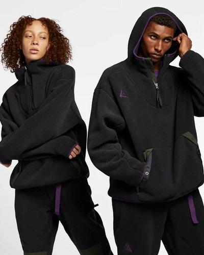 Nike ACG Sherpa Flc Hood Black/Black