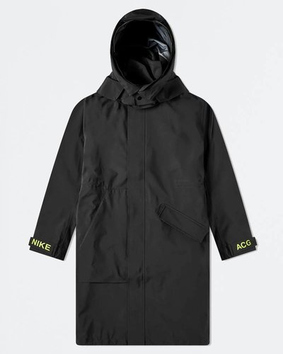 Nike Nrg W ACG Goretex Coat Black