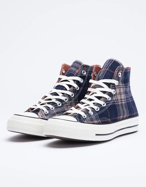 Converse Converse Chuck 70 Hi Navy/Terracotta Red/Egret Slate Blue