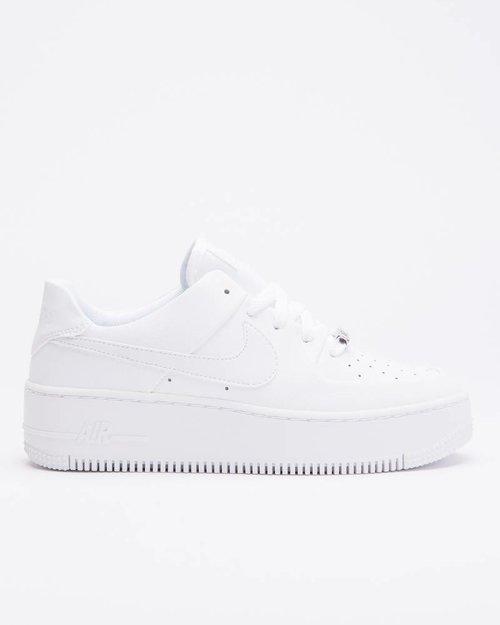Nike Nike Air Force 1 Sage Low white/white-white