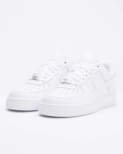 Nike Women's Nike Air Force 1 '07 Shoe white/white