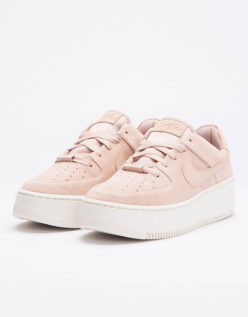 34cfecb98 Nike Nike Air Force 1 Sage Low particle beige particle beige-phantom ...