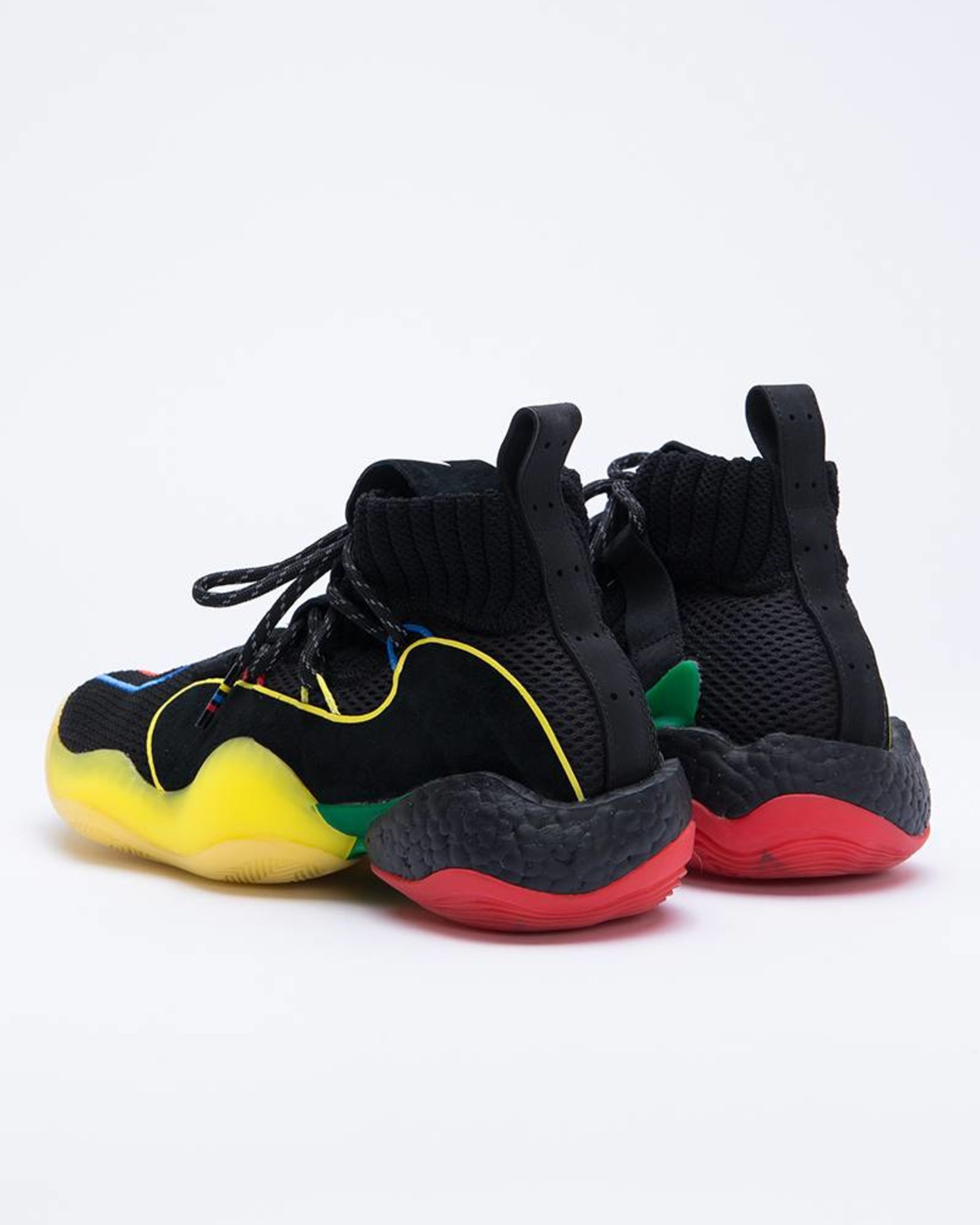 official photos 753a5 d03f7 Adidas Crazy BYW LVL X PW