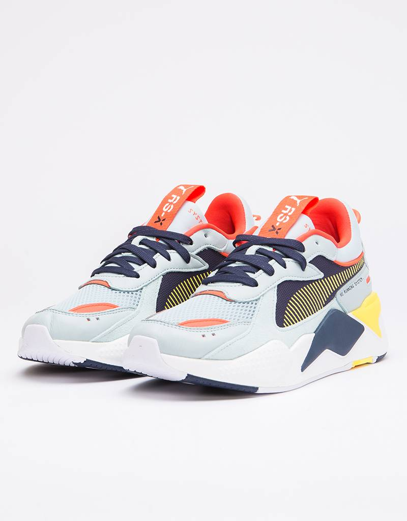 Puma RS-X Reinvention Light/Sky-Peacoat