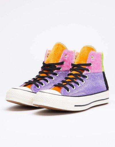 Converse Chuck 70 Hi Lilac/Bubblegum/Egret
