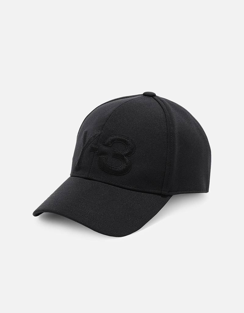 Adidas Y-3 Logo Cap Black