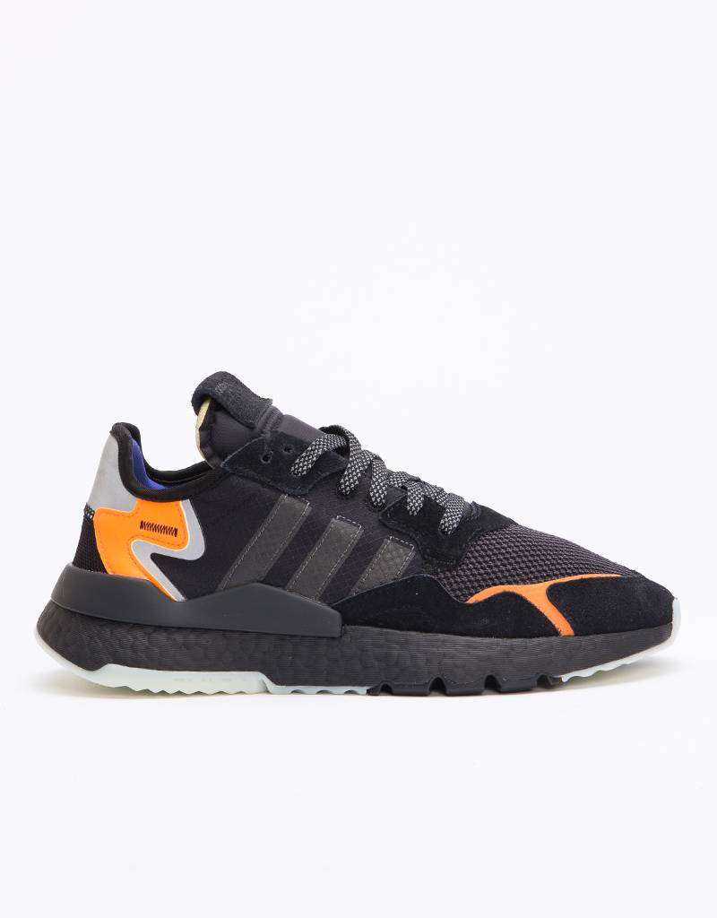 Adidas nite jogger cblack/carbon/actblu