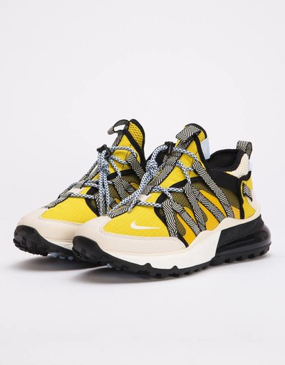 Nike Air max 270 bowfin Dark citron/light cream-bright citron