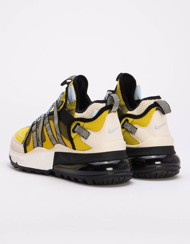 5c8a37d5b Nike Air max 270 bowfin Dark citron light cream-bright citron ...