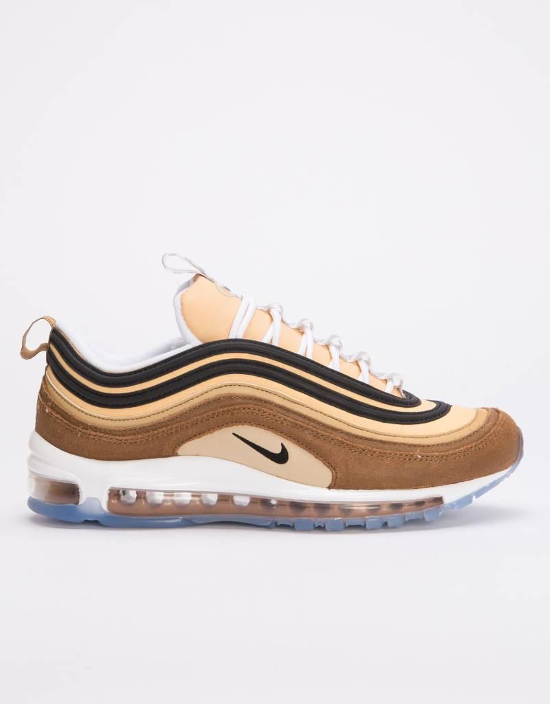 brand new f406e d19df Nike Air Max 97 Shoe ale brown/black,elemental gold ...