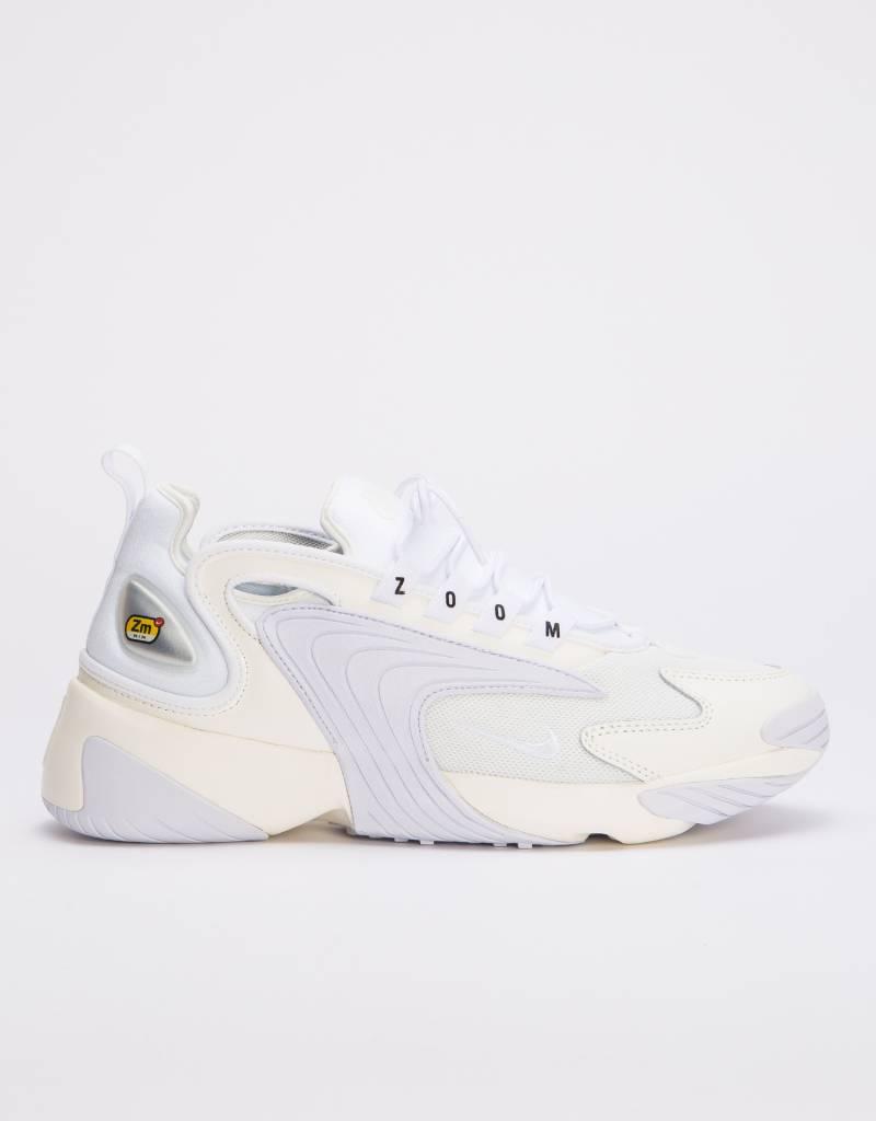 Nike Zoom 2K sail/white - black