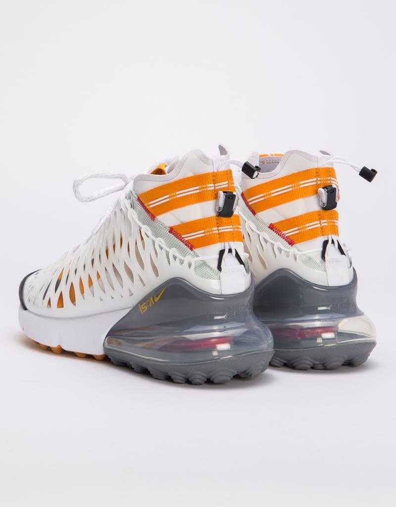 Nike Air max 270 ispa White / ghost aqua / amber rise / lt crimson