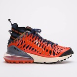 Nike Air max 270 ispa Blue void / black / terra orange oatmeal
