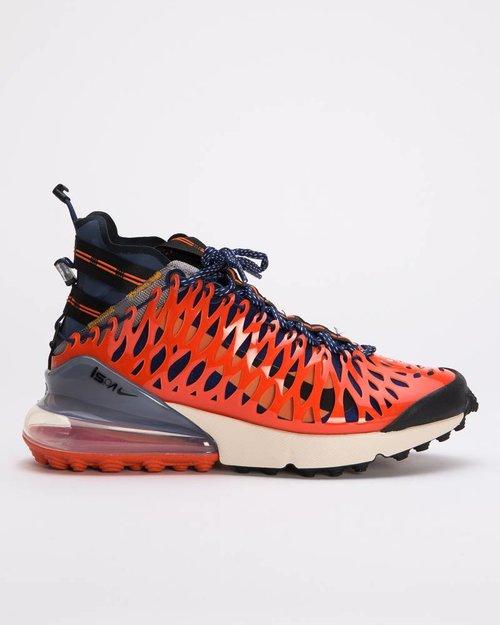 Nike Nike Air max 270 ispa Blue void / black / terra orange oatmeal