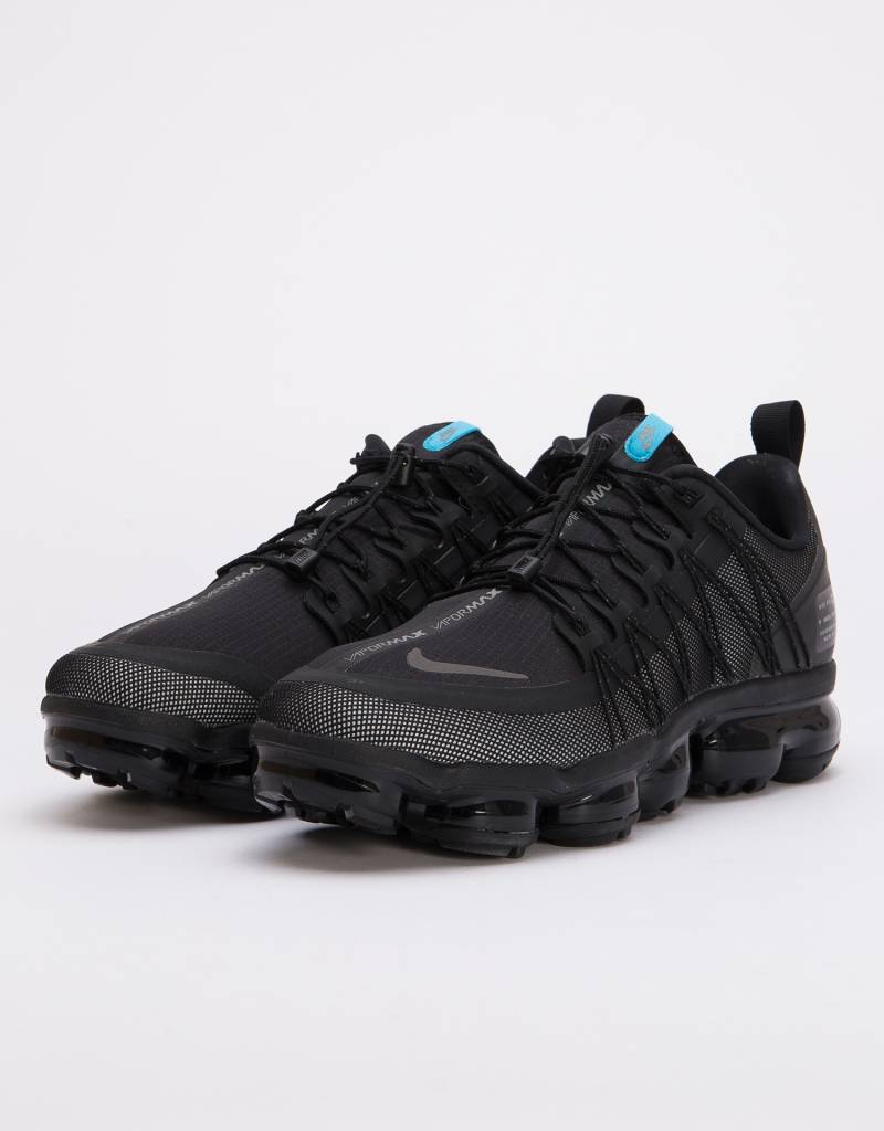 Nike air vapormax run utility Black cool grey-blue fury - Avenue Store 304cc3568