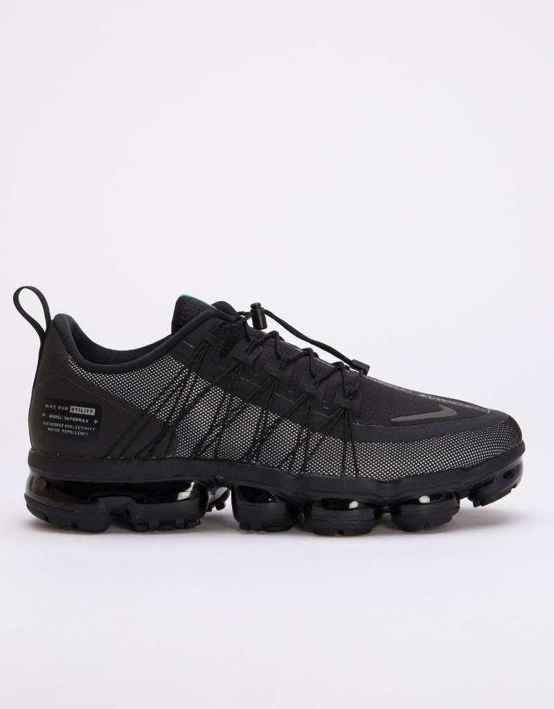 Nike air vapormax run utility Black/cool grey-blue fury