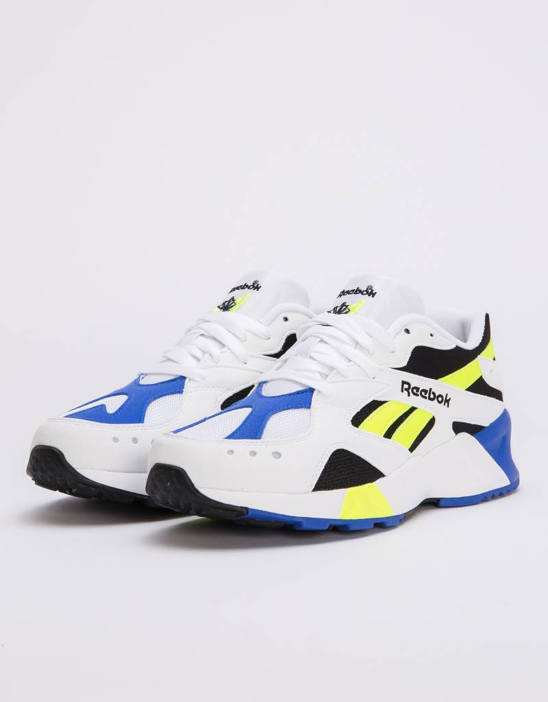 Reebok aztrek white black cobalt y - Avenue Store 2a460b63d