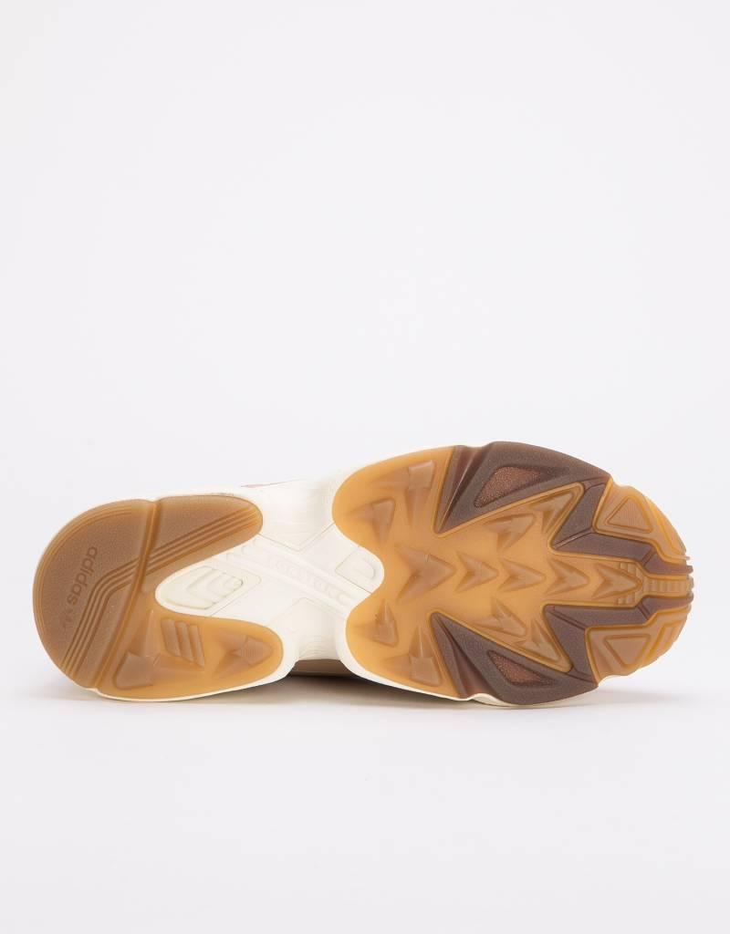 Adidas falcon w            ashpea/ashpea/owhite