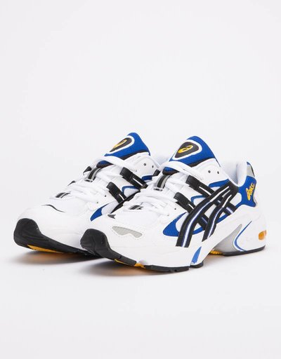 Asics Gel Kayano 5 OG White/Black