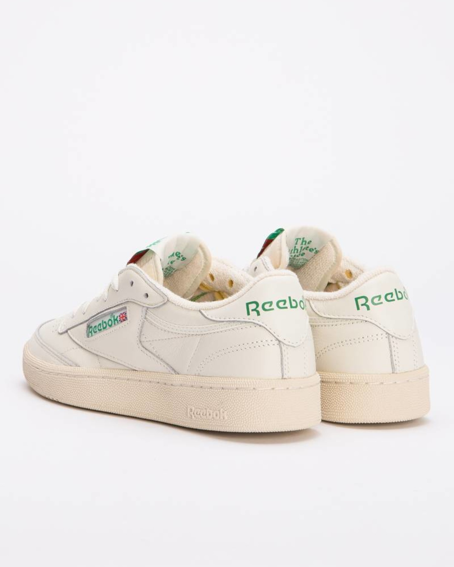 Reebok club c 1985 tv      chalk/paperwhite/gre