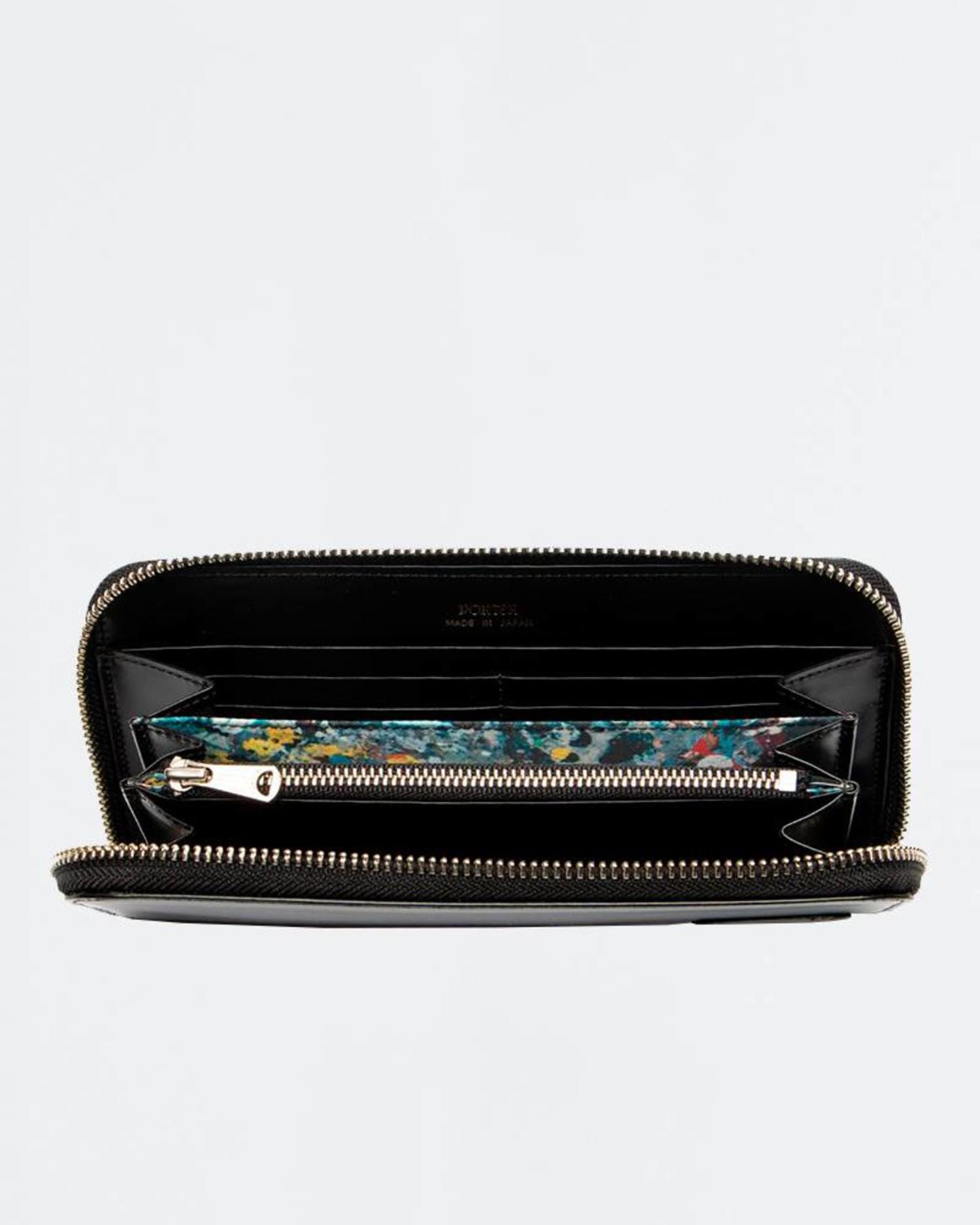 Medicom Toys x Jackson Pollock Studio Long Wallet by PORTER