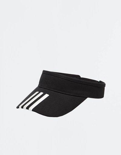 adidas Y-3 Long Visor Black/White