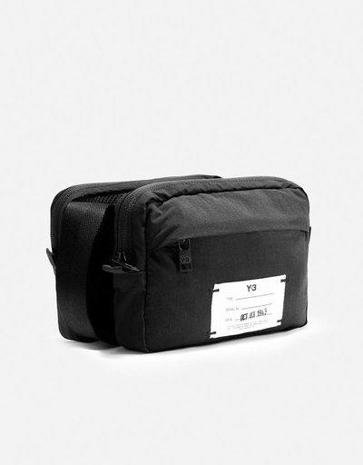 adidas Y-3 Multi Pocket Bag Black