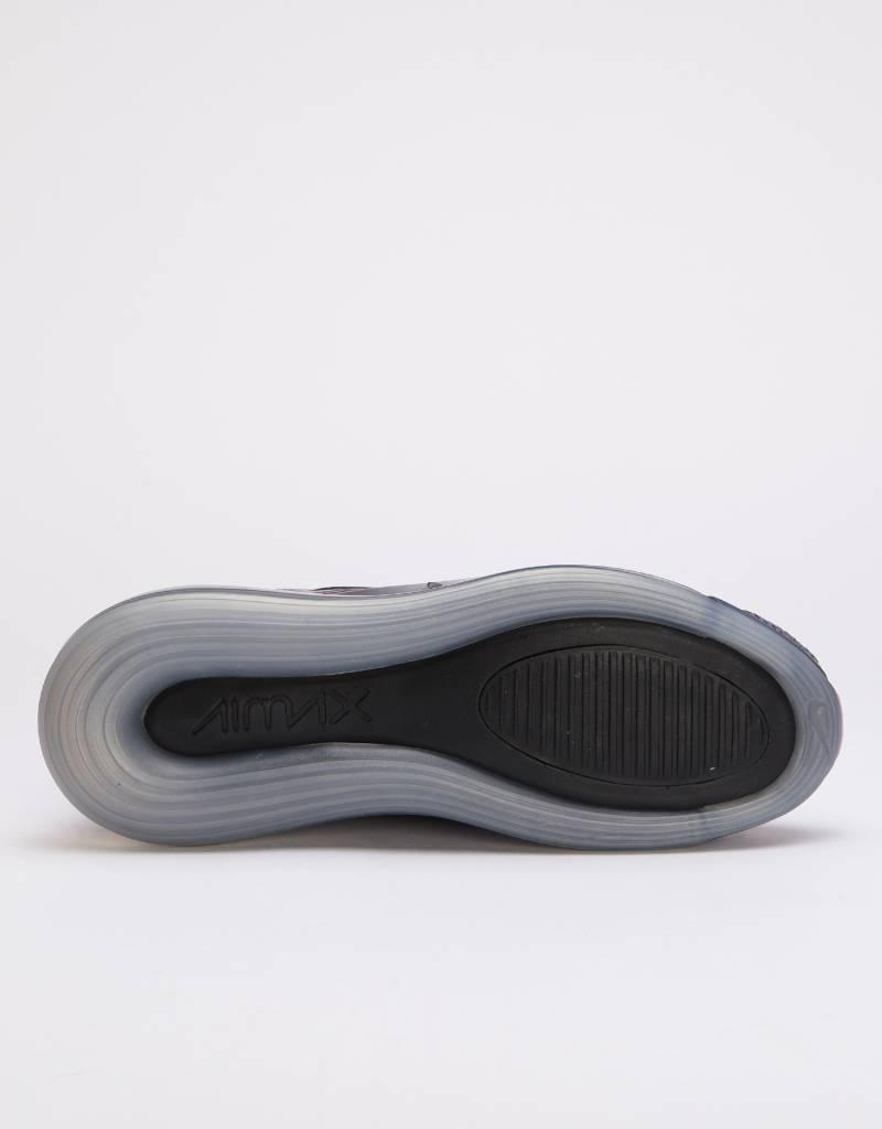 Nike Air Max 720 Metallic Silver/Black-Metallic Silver