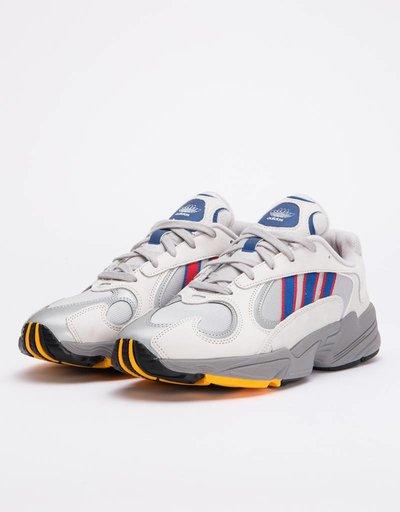 Adidas yung-1              gretwo/croyal/scarle