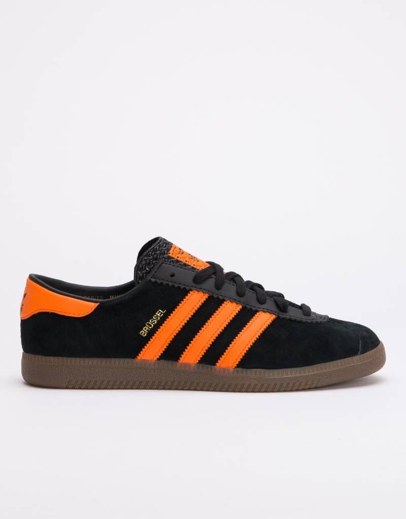 Adidas brussels            cblack/orange/goldmt