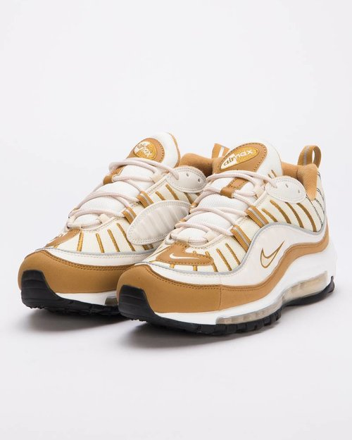 Nike Nike Women's Air Max 98 Shoe phantom/beach-wheat-reflect silver